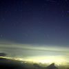 富士山から見た宇宙