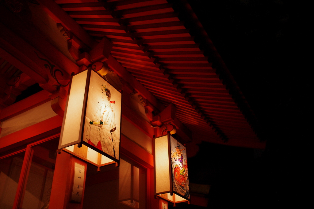 住吉神社にて3