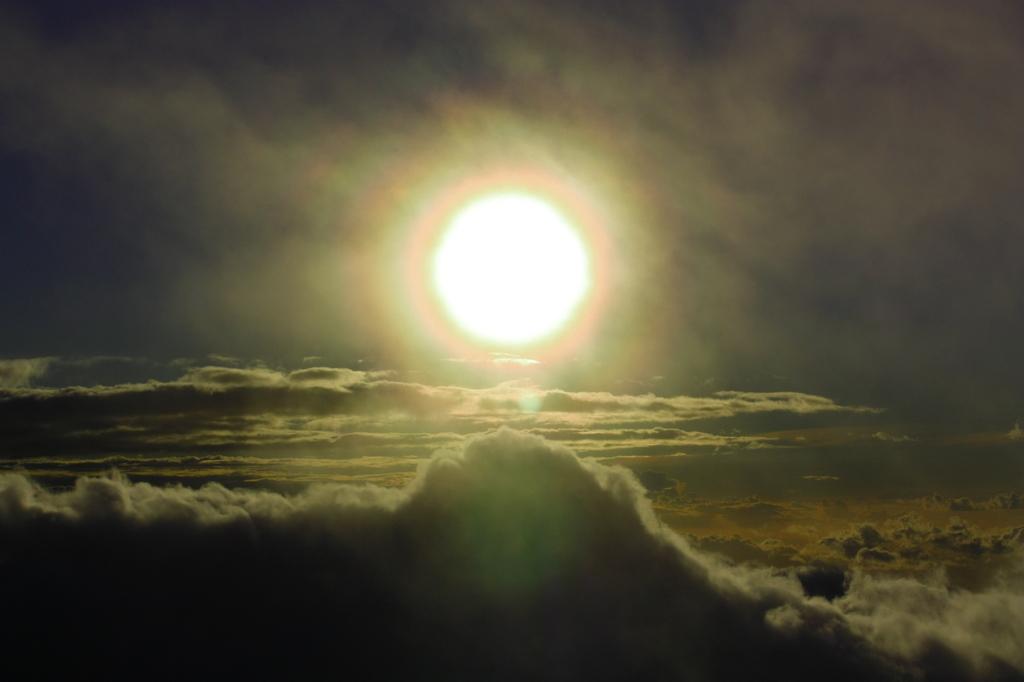 太陽に接近