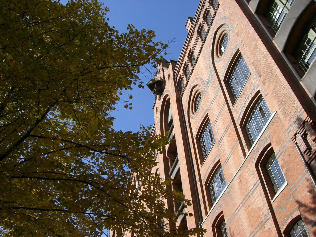 ハンブルクの秋風