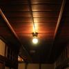 廊下の明かり