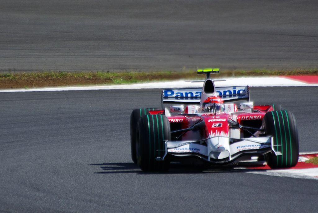 F1 フリー走行 002