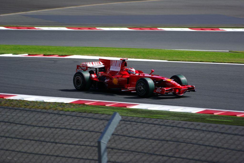F1 フリー走行 005