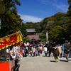 【鎌倉】「鶴岡」八幡宮の参道