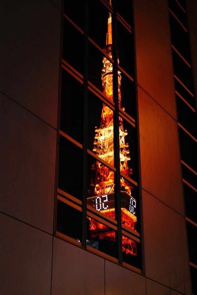 裏・東京タワー