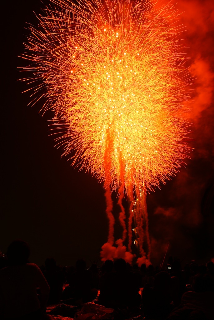 江戸川花火大会2009