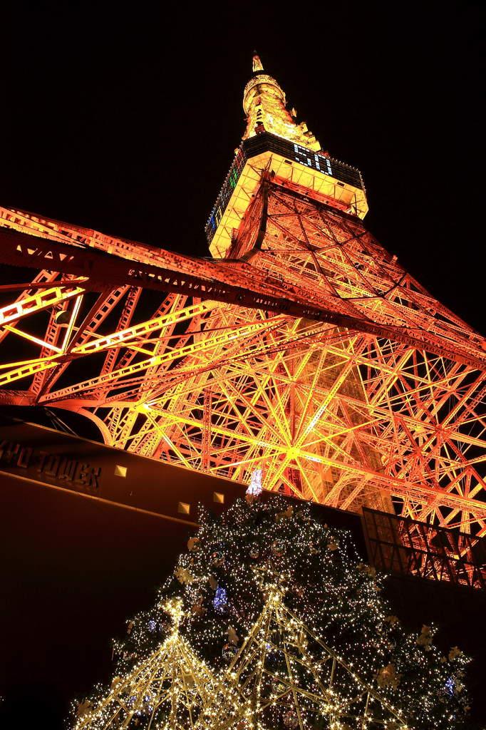 東京タワー50年