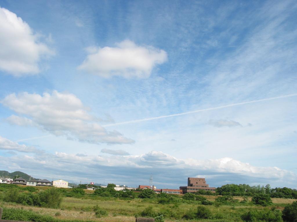 筋斗雲が!