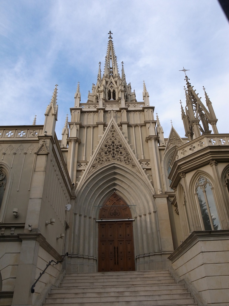 St.Grace Cathedral.