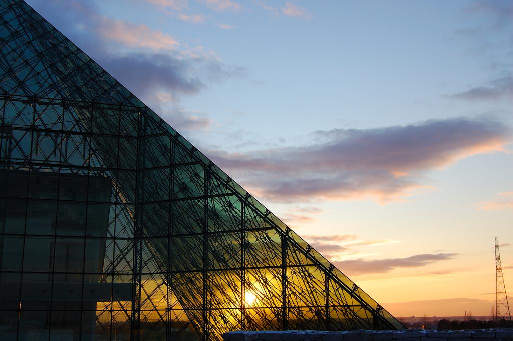 ガラスのピラミッドⅠ