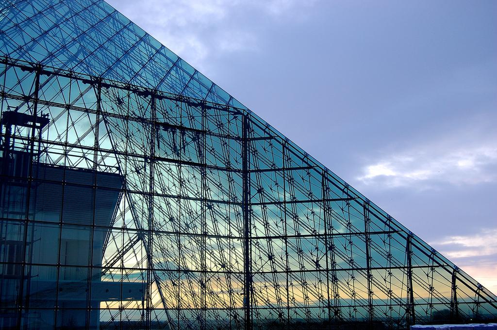 ガラスのピラミッドⅡ