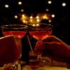 幸せに乾杯!