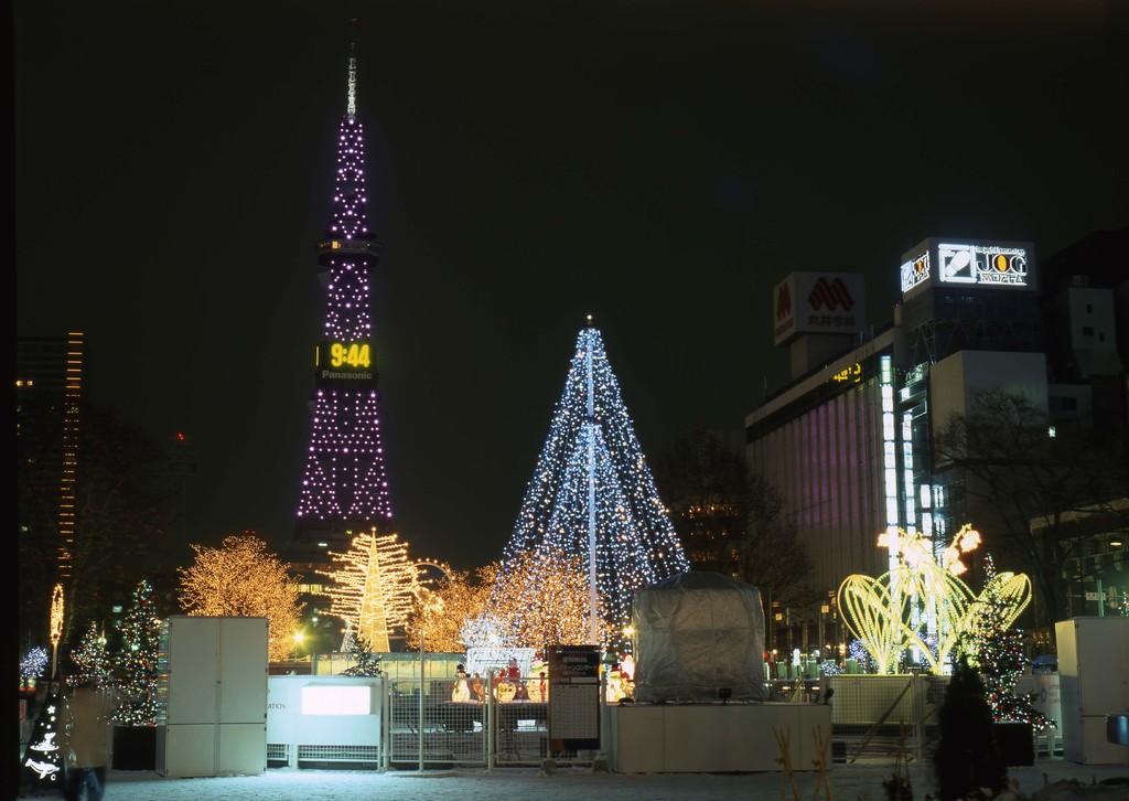 札幌ホワイトイルミネーション5