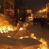 小樽雪明かり 会場風景