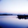 石狩川4月
