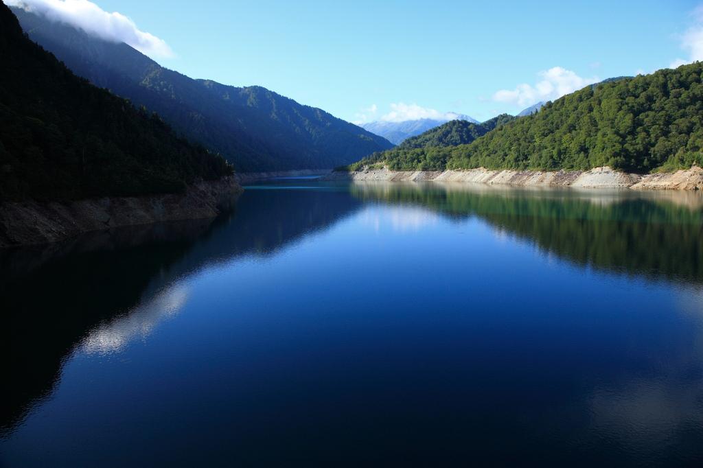 黒部湖^^