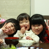 仲良し3姉妹