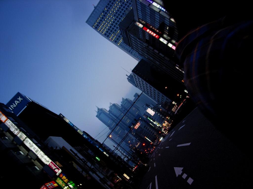 西新宿1丁目
