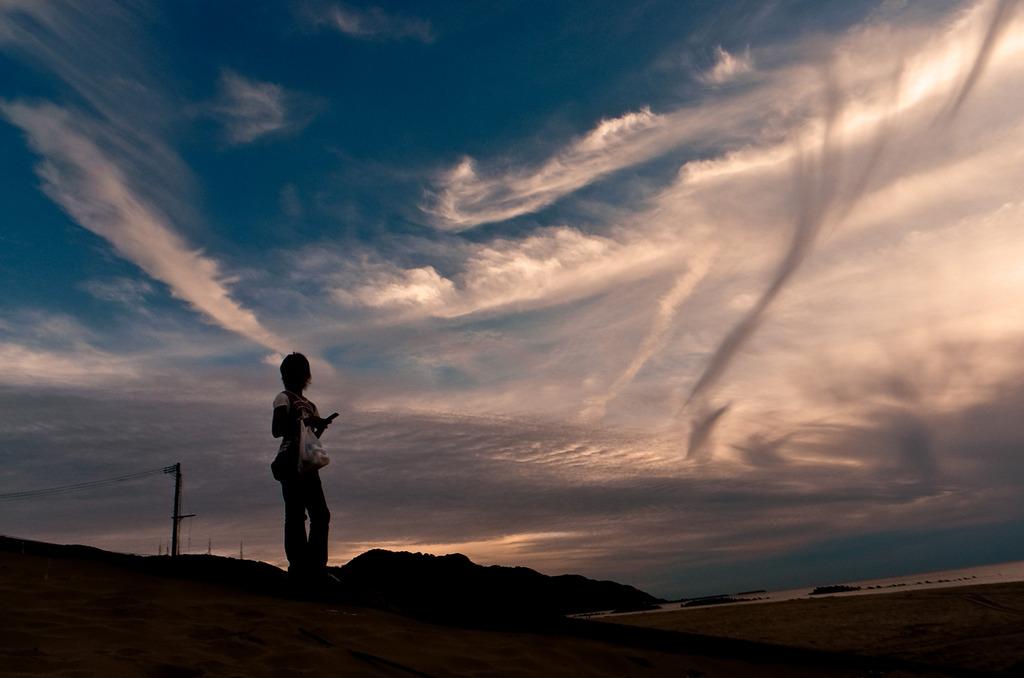 空と海に抱かれ