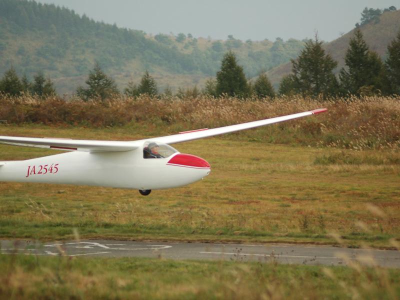 霧ケ峰グライダー