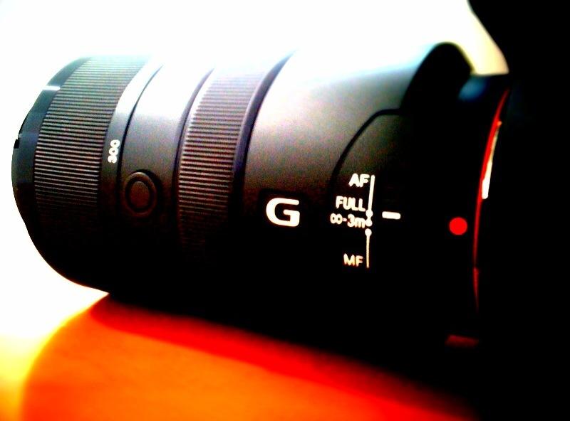 new レンズ♪