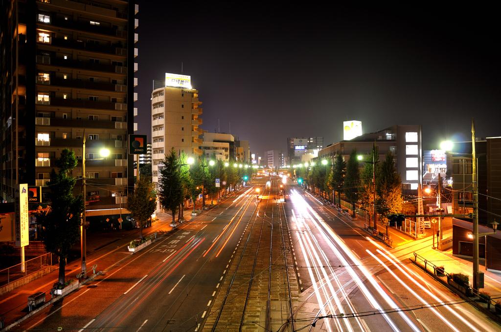 inaka city