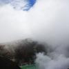 阿蘇中岳噴火口