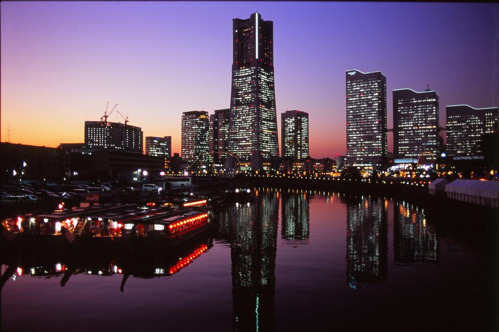 横浜サンセット