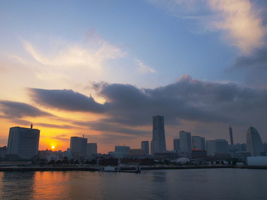 横浜サンセット3