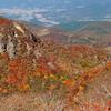三俣山の紅葉~大鍋小鍋~