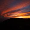 夕焼け雲~大船山より~