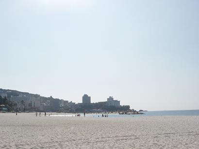 ★和歌山白良浜 秋の海-7