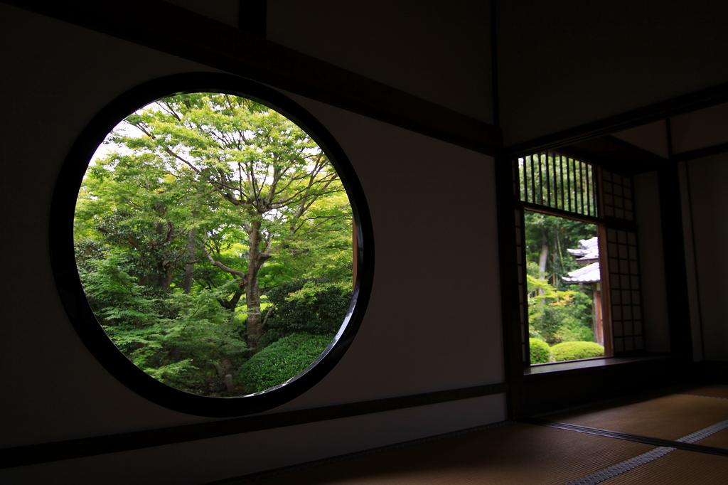 悟りの窓、迷いの窓