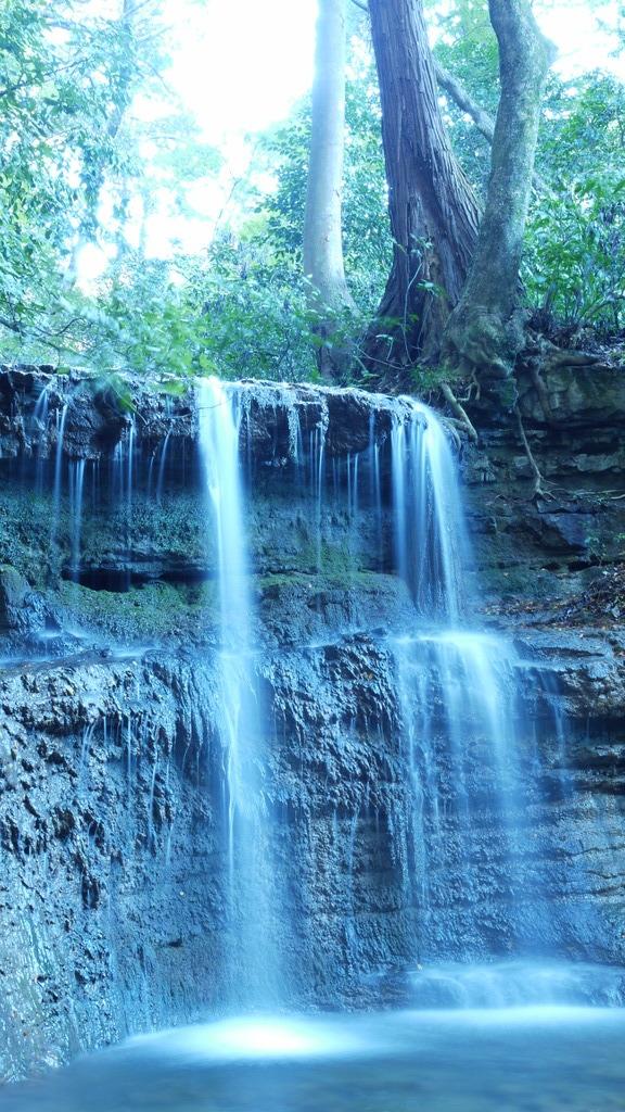 今泉不動 称名寺の滝