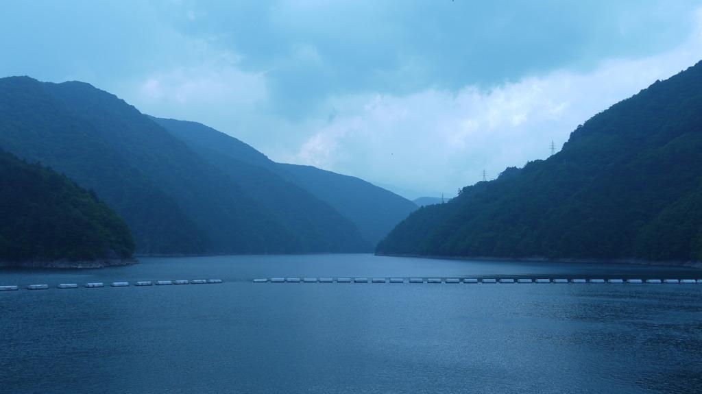 長野県:奈川渡ダム