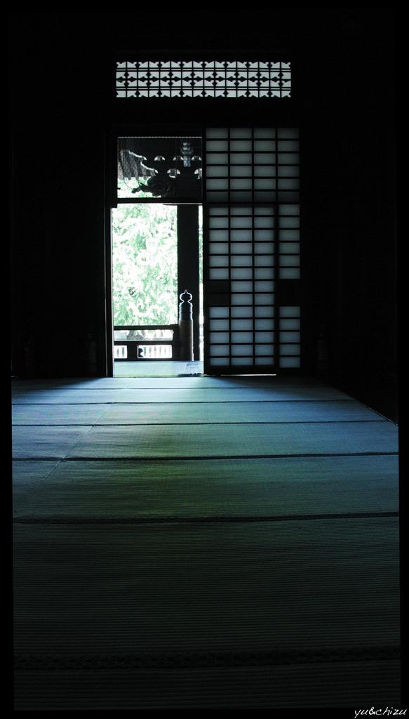 涼感 _西本願寺(京都)