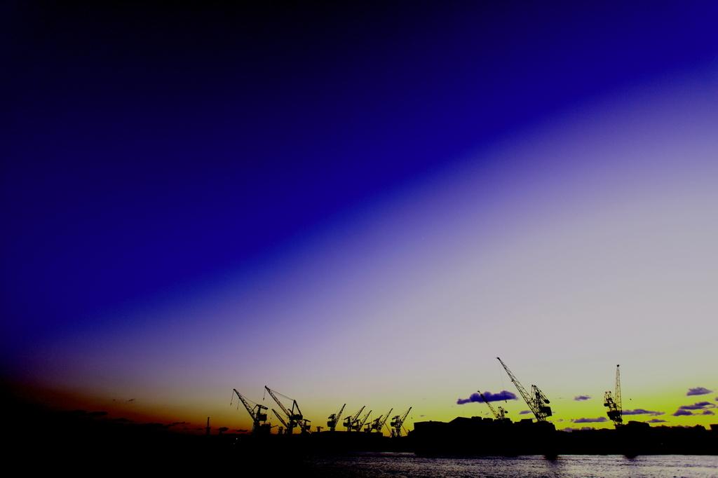 昼と夜の境界線