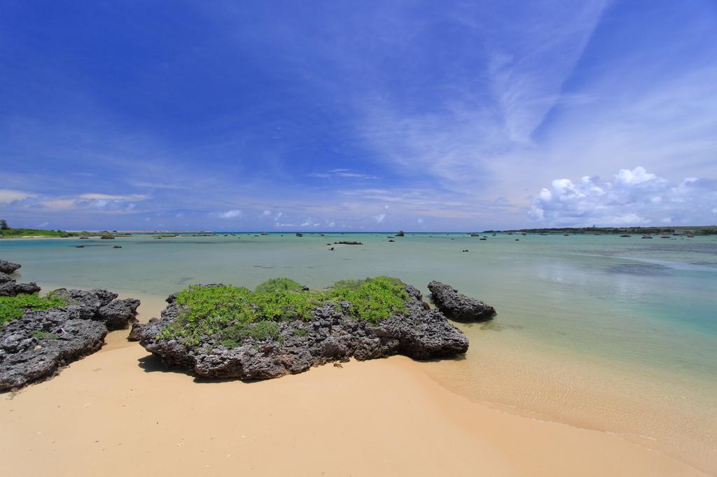 佐和田の浜(伊良部島)