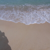 砂山ビーチの波(宮古島)