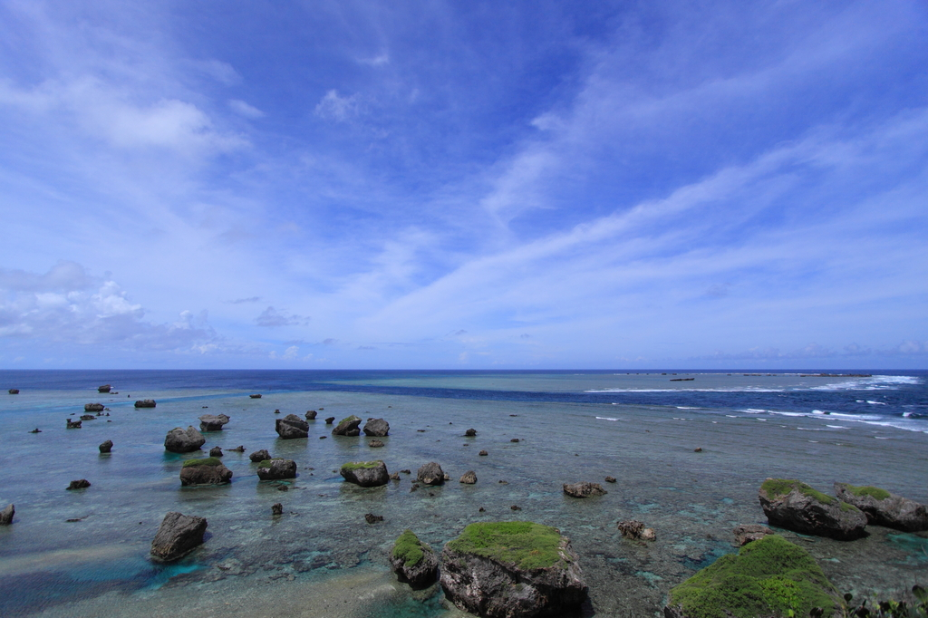 東平安名崎(宮古島)