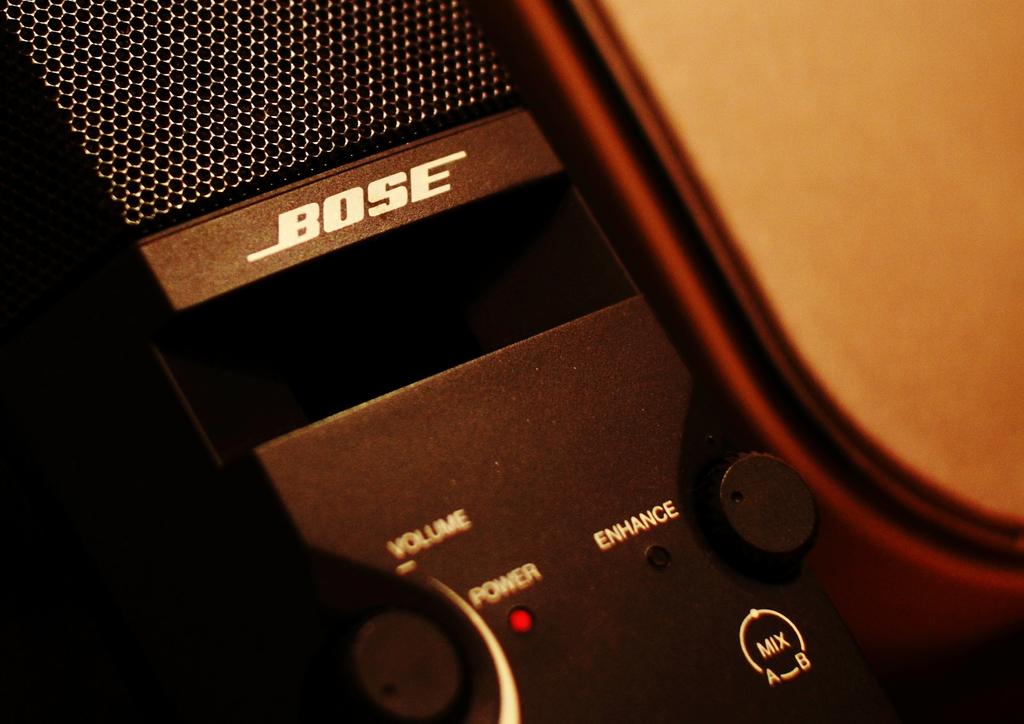 BOSE MM-1