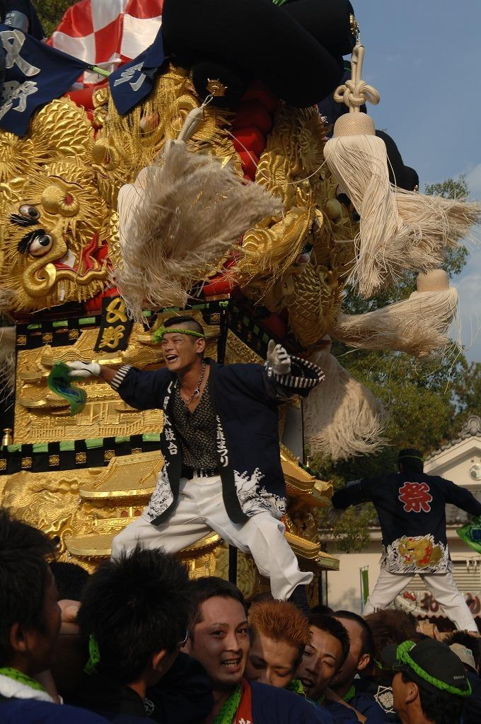 祭の指揮者