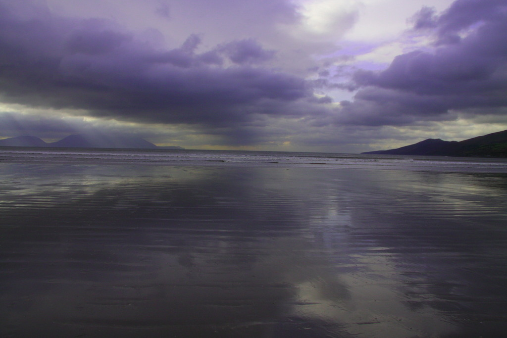 Inch beach in Dingle