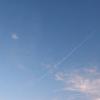 ヒコウキ雲