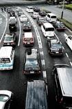 渋滞は日常のこと