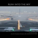 RUSH INTO THE SKY