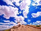 青の印象 世界の空