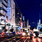 夜の広電 in 広島
