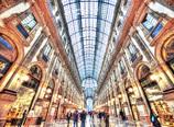 無限回廊 - Galleria Vittorio Emanuele II