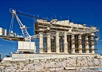 SONY ILCE-7SM2で撮影した(パルテノン神殿)の写真(画像)